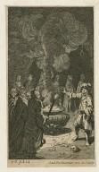 [Macbeth, act IV, scene 1] [graphic] / Lud. Du Guernier, inv. et. sculp.