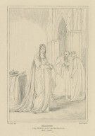 Macbeth, act 5, scene 1 [graphic] / painted by R. Westall ; engraved by Starling.