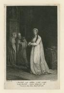 Macbeth nach Schiller, Vr. Aufz., 1r Auftr. [graphic] / Westall, del. ; H. Schmidt, sc.