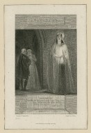 Macbeth ... Out damned spot! ... Act V, sc. 2 [i.e., sc. 1] [graphic] / painted by T. Stothard, R.A. ; engrav'd by J, Parker.