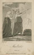 Macbeth [act V, scene 7] [graphic] / Thurston, delt. ; Vandenberghe, sct.