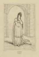 Macbeth, Lady Macbeth, act I, scene II [i.e. scene 5] [graphic] / Westall del. ; Starling sc.