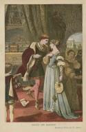 Portia and Bassanio, Merchant of Venice, act III, scene 2 [graphic] / EH Corbould del.