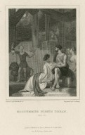 Midsummer night's dream, act 5, sc. 1 [graphic] / painted by R. Smirke, R.A ; engraved by E. Portbury.
