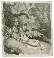 [Midsummer night's dream, Titania] [graphic] / Freytag.