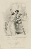 Othello: Fetch me that handkerchief... Othello, act III, sc. 4 [graphic] / K. Meadows.
