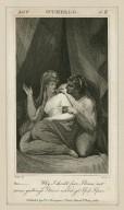 Des. Why should I fear, ... Othello, act V, sc. II [graphic] / [Henry] Fusili, del. ; [Richard] Rhodes, sc.