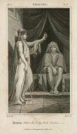 Pericles, act 5, sc. 1, Marina: Hail sir! My lord, lend ear --- [graphic] / [Henry] Fuseli, del. ; [Richard] Rhodes, sc.