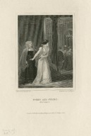 Romeo and Juliet, act 1, scene 4 [i.e., scene 5] [graphic] / painted by R. Smirke, R.A. ; engraved by Chas. Heath.