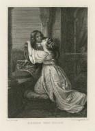 Romeo und Iulie, [act III, scene 5] [graphic] / Carl Sohn, pinx. ; T.S. Engleheart, sc.