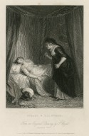 Juliet & the Nurse: [Romeo and Juliet, Act IV, scene 5] [graphic] / from an original drawing by J. Wright ; engraved by E. Smith.