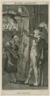 Romeo and Juliet, act 1, sc. 1 [i.e. act 5, scene 1] enter Apothecary ... [graphic] / H. Fuseli R.A., inv. ; W. Blake, sc.