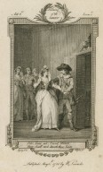 Taming of the shrew, act 2nd, scene 1st [i.e. act III, scene 2] Petr.: Fear not, ... [graphic] / Ryley, del. ; Taylor, sc.