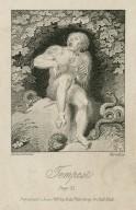 [Caliban in] Tempest [graphic] / Stothard RA del. ; Birrell sc.