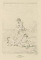 Tempest, Trinculo, Stephano, & Calliban, act II, scene II [graphic] / Smirke, del. ; Starling, sc.
