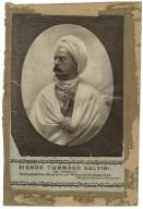 Tomasso Salvini as Othello.
