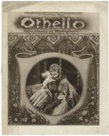Othello publicity brochure