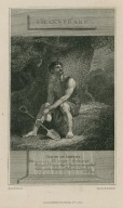 Timon of Athens, Tim.-- Ha! a drum ... act IV, sc. 3 [graphic] / drawn by Thurston ; engraved by Raimbach.