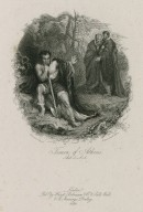 Timon of Athens, act 5, sc. 1 [graphic] / painted by J. Hayter ; engraved by B. Gibbon.