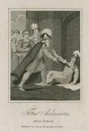 Titus Andronicus, act 1, scene 2. [i.e. scene 1] [graphic].
