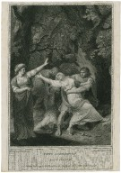 Titus Andronicus, act II, scene III [graphic] / painted by S. Woodforde ; engrav'd by A. Smith.