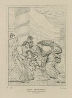 """Boy: """"Help, grandsire, help ... Titus Andronicus, act IV, scene I [graphic] / [Thomas Kirk] ; Starling sc."""