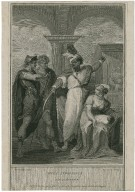 Titus Andronicus, act IV, scene II [graphic] / painted by T. Kirk ; engrav'd by J. Hogg.