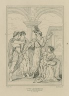 Titus Andronicus, act IV, scene II [graphic] / painted by T. Kirk ; Starling sc.
