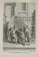 Titus Andronicus, act 4, sc. 3 [i.e. scene 2] [graphic] / F. Hayman inv. ; H. Gravelot sculp.
