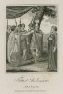 Titus Andronicus, act 5, scene 3 [i.e. scene 1] [graphic].