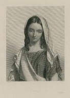 Lavinia, [character in] Titus Andronicus [graphic] / J.W. Wright ; W.H. Moté.