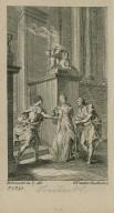 [Troilus and Cressida, act 4, sc. 4] [graphic] / H. Gravelot in. & del. ; G. Vander Gucht Scul.