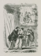 Troilus & Cressida, [act 5, sc. 2] [graphic] / Laisne ; Geoffroy.