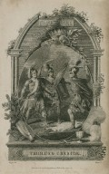 Triolus [sic] & Cressida: act V, sc. 6 [graphic] / Dayes, del. ; Angus, sc.