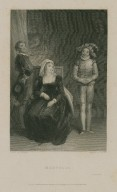 Malvolio [Twelfth night, act I, sc. 5] [graphic] / painted by J.M. Wright ; engraved by C. Heath.