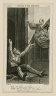 Twelfth night, act 4, sc. 2, Mal.: Sir Topas, Sir Topas -- Sir To.: My most exquisite Sir Topas! [graphic] / [Henry] Fuseli, del. ; [William] Bromley, sc.