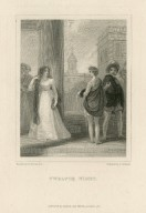 Twelfth night, act 5, sc. 1 [graphic] / painted by R. Smirke, R.A. ; engraved by G. Corbould.