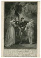 Two gentlemen of Verona, act V, scene IV [graphic] / Stothard ; engrav'd by Jas. Ogborne.