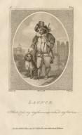 Launce [character in Two gentlemen of Verona] [graphic] / H. Singleton del. ; C. Taylor excudit ; W. Nutter sculpt.