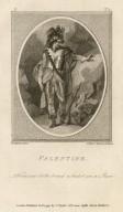 Valentine [character in Two gentlemen of Verona] [graphic] / H. Singleton pinxt. ; C. Taylor direxit et sculptsit.