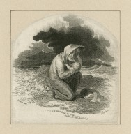 The winter's tale, act III, sc. 3, I'll take it up for pity [graphic] / T. Uwins, del. ; S. Noble, sc.