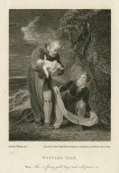 Winter's tale, Shep.: This is fairy gold, boy, and will prove so [act III, scene 3] [graphic] / painted by W. Hamilton R. A. ; engraved by James Heath