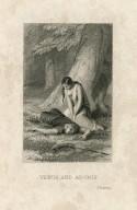 Venus and Adonis, poems [graphic].