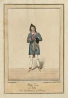 Miss Tree as Julia [in Shakespeare's] Two gentlemen of Verona [graphic] / I.R. Cuikshank fecit.