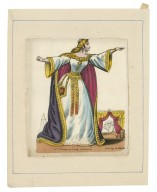 Mrs. Warner as Lady Constance [possibly in Shakespeare's King John] [graphic].