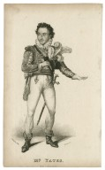 Mr. Yates as Iago [in Shakespeare's Othello] [graphic] / J.W. Childe, delin. ; Roberts, sc.