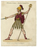 Mr. Young as Cassius in [Shakespeare's] Julius Caesar [graphic] / [Isaac Robert Cruikshank].