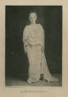 Miss Mary Anderson as Hermione [graphic] / from a photograph by W. & D. Downey .
