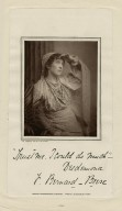 Trust me, I could do much--Desdemona, F. Bernard-Beere [graphic] / London Stereoscopic Company.