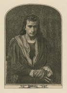 [Edwin Booth as] Hamlet [graphic].
